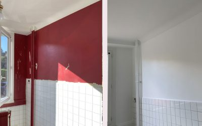 Cuisine & Plafond – Lyon 2°