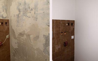 Rénovation d'un appartement – Lyon 8°