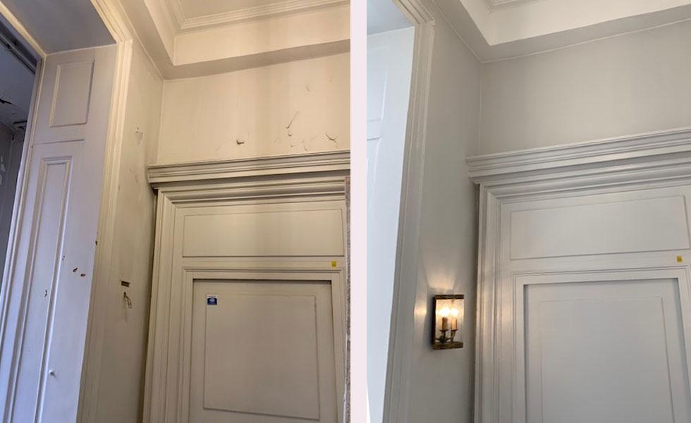 Rénovation Pallier – Lyon 2°